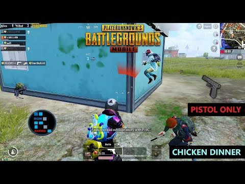 [hindi]-pubg-mobile-|-pistol-only-match-chicken-dinner-&-duo-match-with-sad-ending