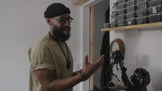 Daily Vice - The Artist Who Builds With Black Lego