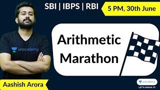 Arithmetic Marathon by Aashish Arora