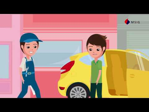 MSIG Car Insurance Online Renew Hotline +6011-12239838