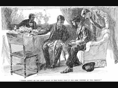 Sherlock Holmes - Adventure VI: The Reigate Puzzle [captions]
