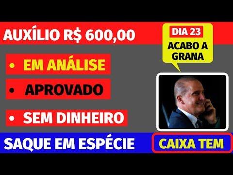 600 AUXÍLIO EMERGENCIAL I ACABOU O DINHEIRO I ÚLTIMAS NOTÍCIAS