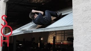 Parkour Outtakes from Break B-Sides: Substance Over Hype BREAK Stunts