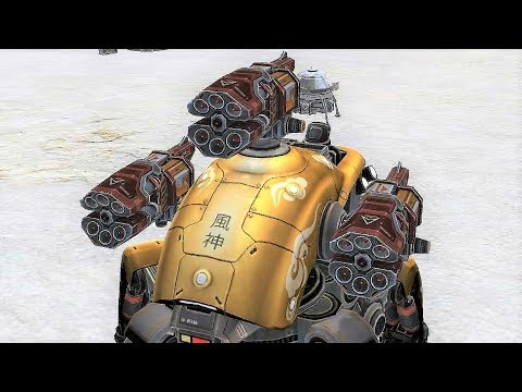 Download Youtube: War Robots [3.5] Test Server - NEW Rocket Launcher Weapon Gameplay