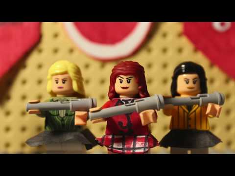 LEGO CANDY STORE | CHONI BATTLE - RIVERDALE