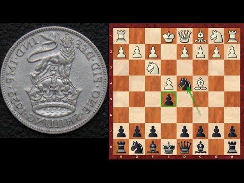Chess Opening Traps #9 : Blackburne Shilling Gambit - Opening Trap (Chessworld.net)
