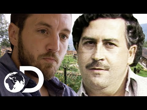 Pablo Escobar's Self-Built Prison Palace | Finding Escobar's Millions