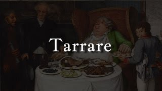 Tarrare: The Man Who Was Always Hungry