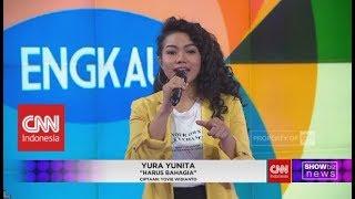 "Video Yura Yunita Nyanyikan Single Terbarunya, ""Harus Bahagia"" download MP3, 3GP, MP4, WEBM, AVI, FLV Juli 2018"