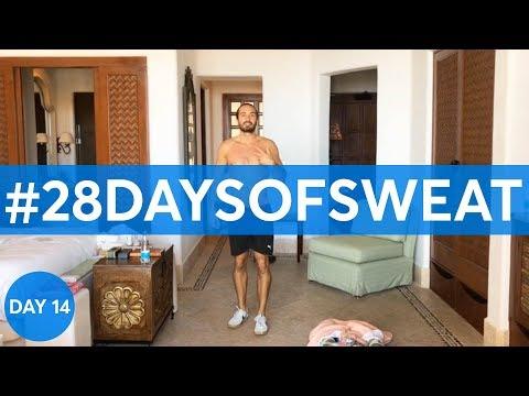 Day 14 #28DAYSOFSWEAT | The Body Coach TV