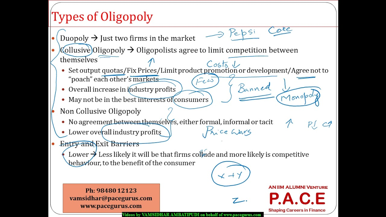 understanding oligopoly in market structure What are the assumptions of likely behaviour of firms in this model the assumption is that firms in an oligopoly are looking to protect and maintain their market share and that rival firms are unlikely to match another's price increase but may match a price fall ie rival firms within an oligopoly react asymmetrically to a change in the price of.