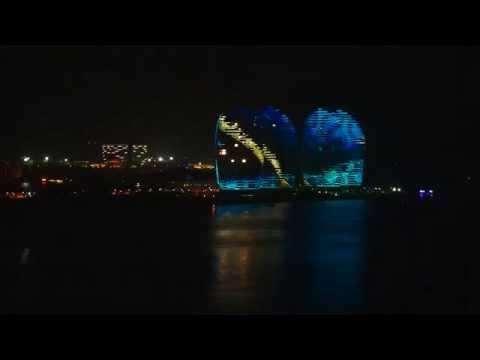 Phoenix Island LED Architecture