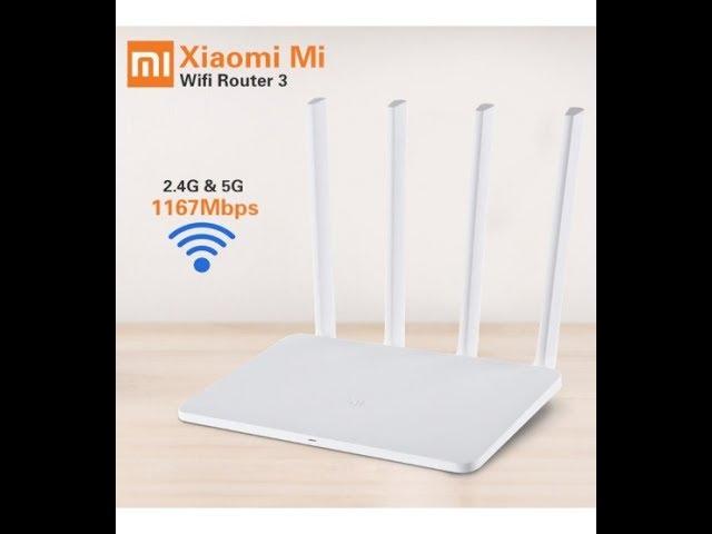 ?????? Xiaomi Mi WiFi Router 3