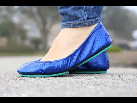 66acdf63c0 Sapphire Tieks (with Cobalt Tieks