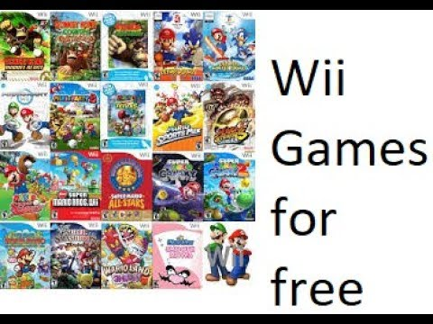 How to download Wii games for free