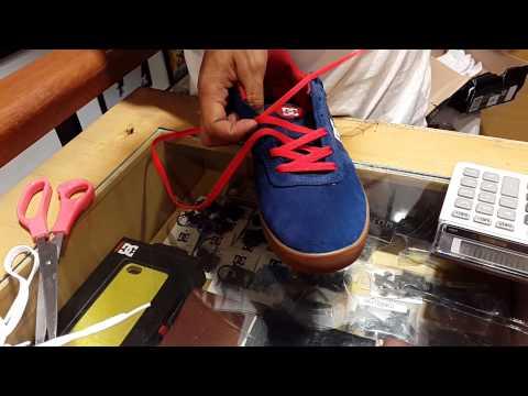 Cara memasang tali sepatu mudah