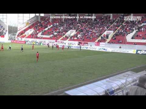 Kickers Offenbach vs SC Freiburg