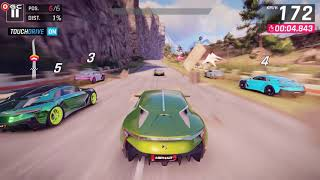 Asphalt 9 Legends 2018 - DS E Tense Cars - Car Games / Android Gameplay FHD #18