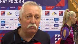 Виктор Гончаров считаю что мы едем в Саратов побеждать