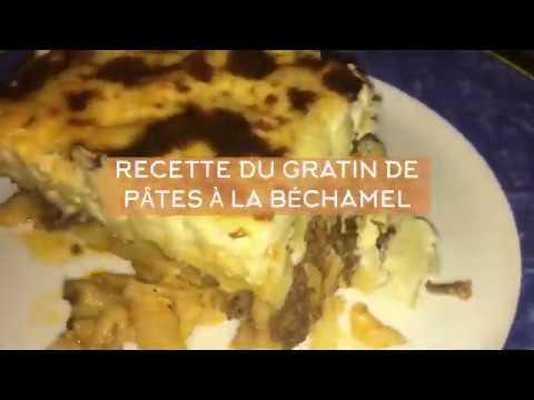 recette-du-gratin-de-pÂtes-À-la-bÉchamel