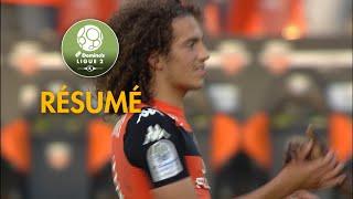 FC Lorient - Stade Brestois 29 (4-2)  - Résumé - (FCL - BREST) / 2017-18