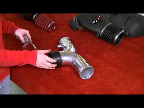 How To Install C5 Corvette Air Intake