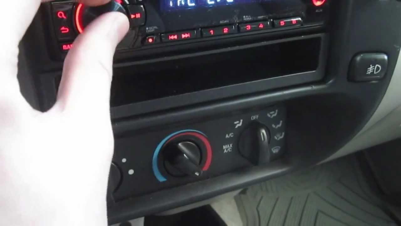 kenwood kdc 108 car stereo wiring diagram 2002 gmc envoy parts headunit youtube