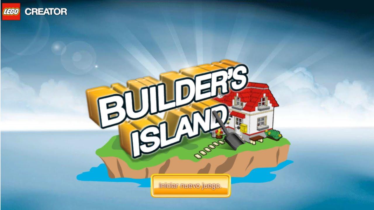 Lego Creator Builders Island Youtube