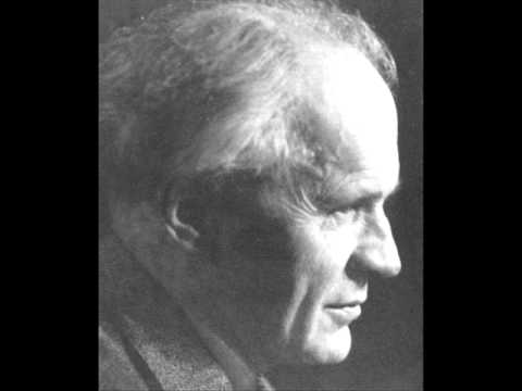 """Wilhelm Backhaus plays Schumann """"Waldszenen"""" Op. 82"""