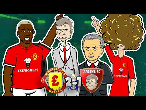 Manchester United 2 – 1 Arsenal ► 📺 GOGGLE IN THE BOX 📺 442oons ft. Wenger,  Pogba, & more!