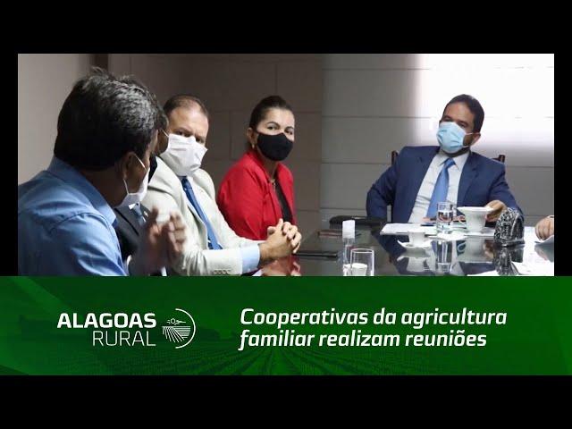 Agricultura Familiar realiza nova rodada de reuniões com membros do poder público estadual