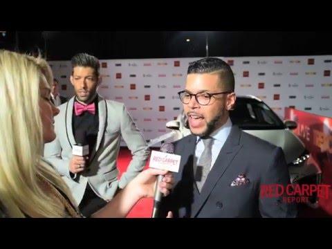 """Wilson Cruz Interviewed at The Trevor Project's """"TrevorLIVE Los Angeles"""" #TrevorLIVE"""