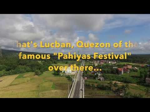 How to go to Lucban, Quezon via Sariaya-Tayabas route