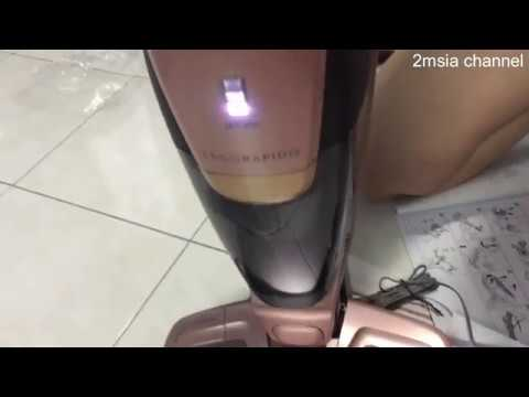 Electrolux Vacuum Cleaner EGRORAPIDO ALLERGY ZB3314AK Unboxing & Installation