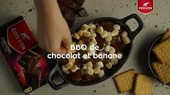 Côte d'Or - Chocolat BBQ - Surprendre avec des recettes au chocolat au BBQ