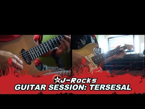 SONY & IMAN J-ROCKS GUITAR SESSION: TERSESAL