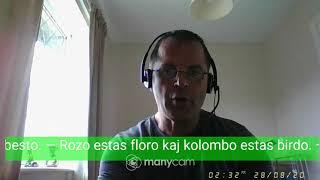 Fundamento De Esperanto Ekzerco 5