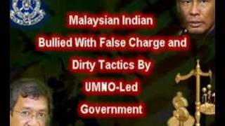Malaysian Indian Ethnic Cleansing