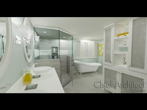 Chief Architect X7 Bathroom Webinar