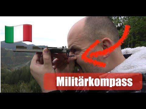 Militärkompass aus Italien ???????? | Armee-Bussole