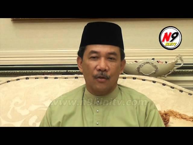 Amanat Aidifitri Dari YAB Dato Seri Haji Mohamad Haji Hasan