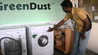 GREENDUST - WASHING MACHINE DEMONSTRATION IN MALAYALAM