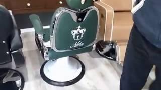 Мужские парикмахерские кресла Holland, Tiger, Elit, London, Elegant