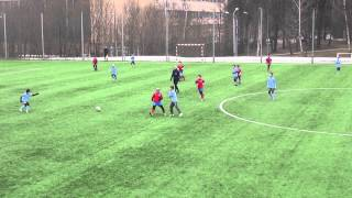 Футбол.Дети 2003.  март 2015. Турнир на базе