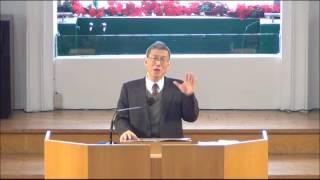 20140112浸信會仁愛堂主日信息_李朝成牧師