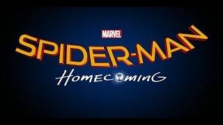 Spider Man Homecoming Trailer|Человек Паук Возвращение домой Трейлер!