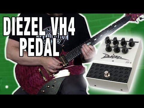 DIEZEL VH4 Preamp Pedal Review   GEAR GODS