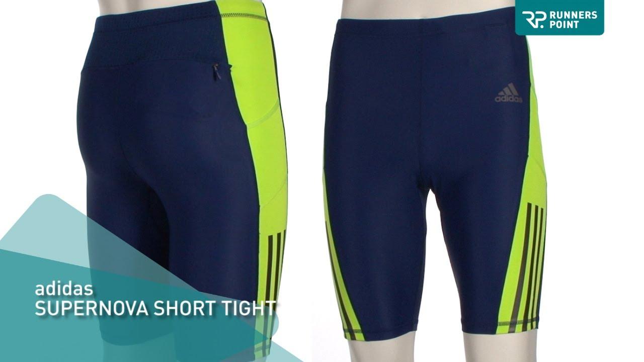 Shop für neueste bester Verkauf verschiedenes Design Herren Laufhose adidas Supernova Short Tight