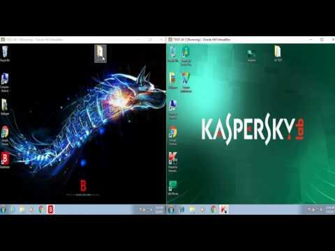 Kaspersky Internet Security 2018 vs Bitdefender Internet security 2018