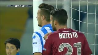 Pescara-Trapani 2-0 - Finale andata Playoff - Serie B 2015/2016